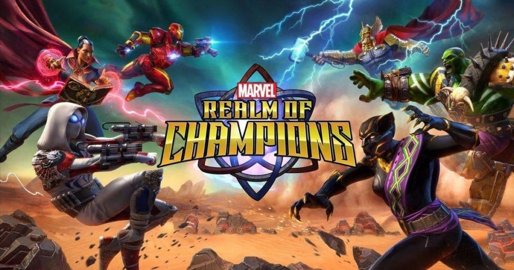 Marvel Realm of Champions llegará a Android el 16 de diciembre