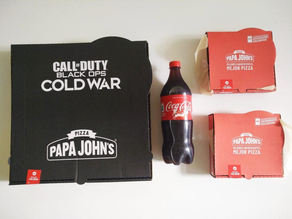 ¿Y si solo pudieras desbloquear el contenido especial de un videojuego comprando una pizza?