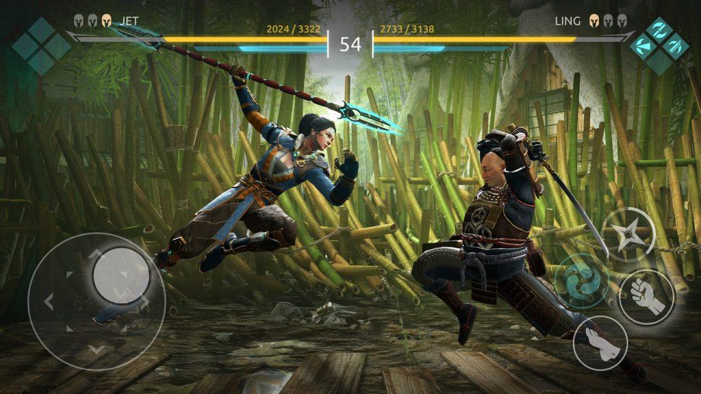 Shadow Fight Arena, el juego de combates PvP que saca a los luchadores de las sombras
