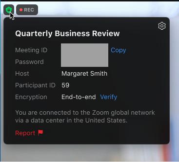 Zoom añade dos funciones para reportar y eliminar a los usuarios problemáticos