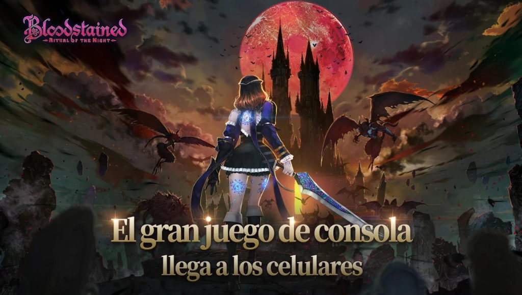 Bloodstained: Ritual of the Night llega por fin a iOS y Android
