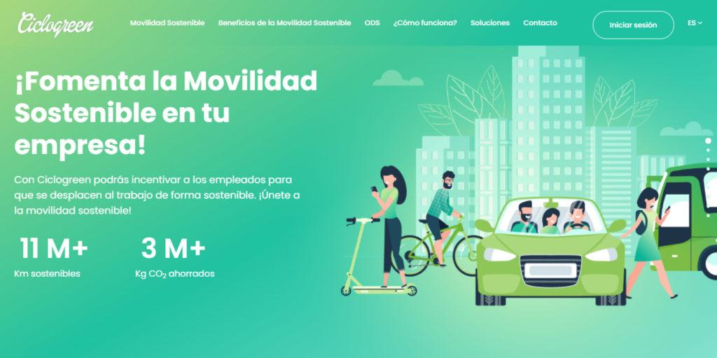 """Ciclogreen: """"Nuestros usuarios han recorrido de forma sostenible 11 millones de kilómetros"""""""