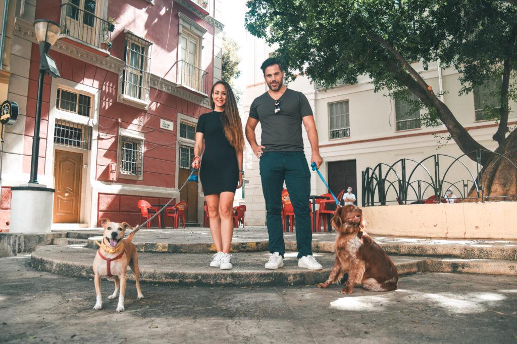 """Doggies in Town: """"Me sentía fatal por dejar a mi perro fuera de las tiendas"""""""