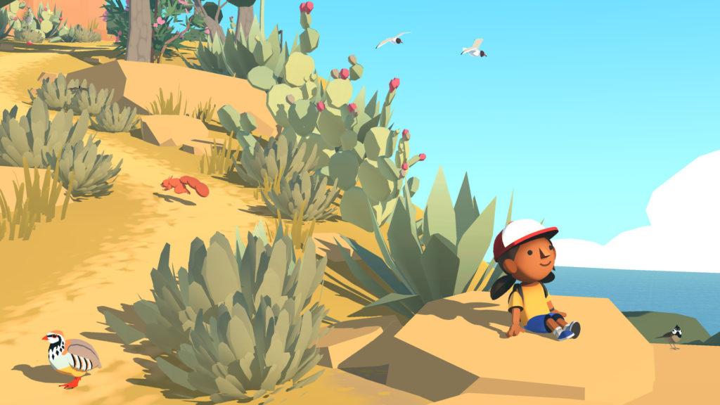 El estudio creador de Monument Valley lanza Alba, un juego inspirado en el Mediterráneo
