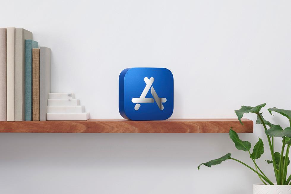 Cada día se publican un millar de aplicaciones en la App Store