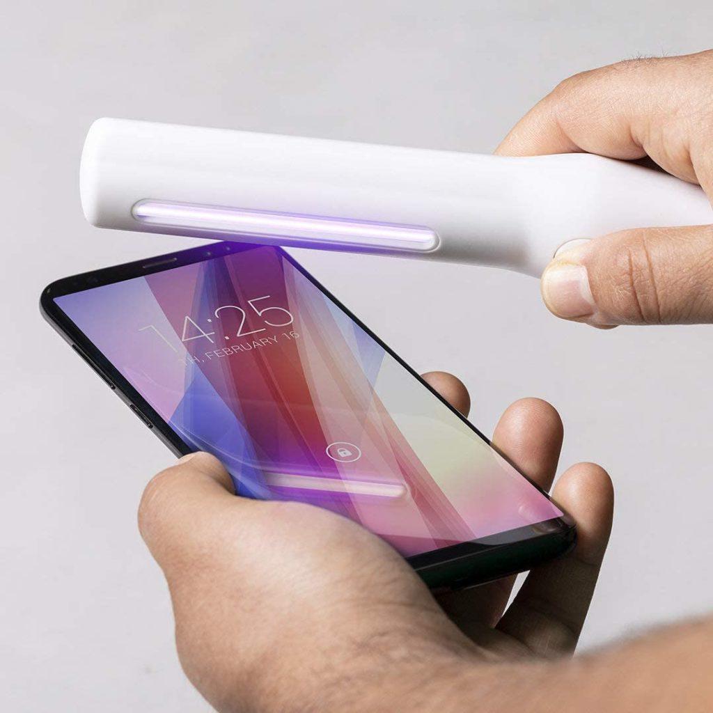 Estos son los mejores esterilizadores para tu móvil que puedes comprar