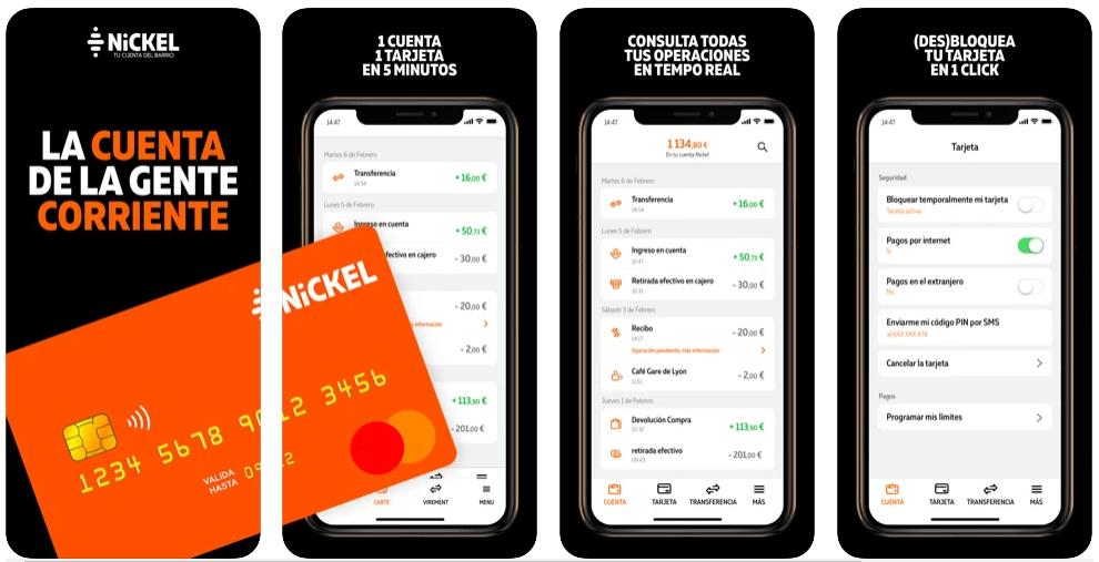 Nickel, un neobanco que opera por app y cambia las oficinas bancarias por estancos