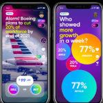 Qooore, una app con llamativos diseños para ayudar a los millennials y centennials a entender de inversiones