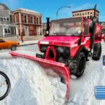 Snow Plow Winter City 2020: un juego para convertirte en el señor Quitanieves