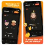 Así funciona Stereo, la app que compite con Clubhouse en el mundo del audio
