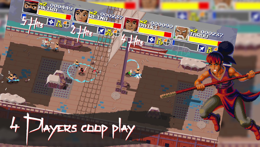 Guerreros, aventuras y mucho pixel-art en Clan N, un juego que acaba de llegar a Android