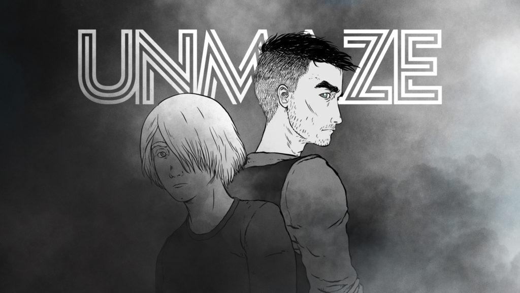 Unmaze, un delicioso juego que reinventa el mito del Laberinto del Minotauro y que verá la luz en verano