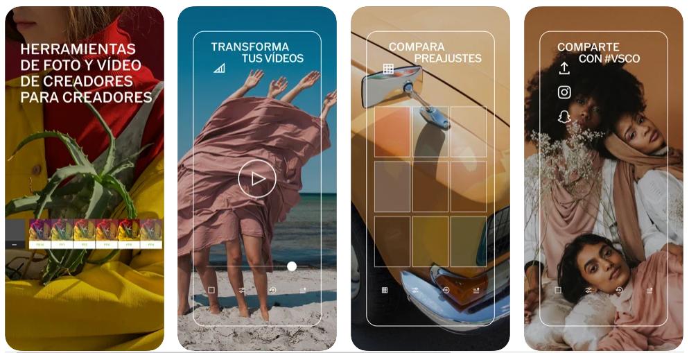 Pinterest podría adquirir la app de edición fotográfica VSCO