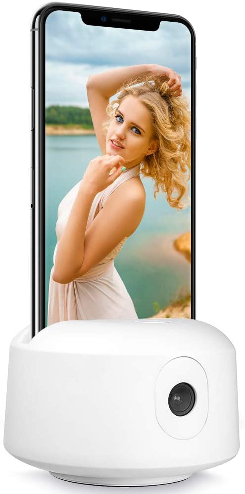 Este accesorio para smartphones te sigue en tus vídeos o selfies y cuesta la mitad que el Pivo Pod