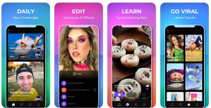 Compete, una nueva app para ganar dinero sumándote a challenges responsables