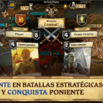 A Game of Thrones: The Board Game llega a Android e iOS