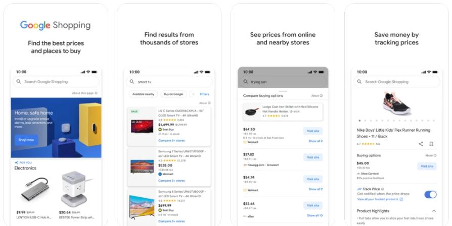 Google anuncia el cierre de su app Shopping para iOS y Android en las próximas semanas