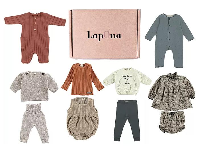 Lapona, la primera startup española que te permite suscribirte a ropa de bebé hasta 2 años