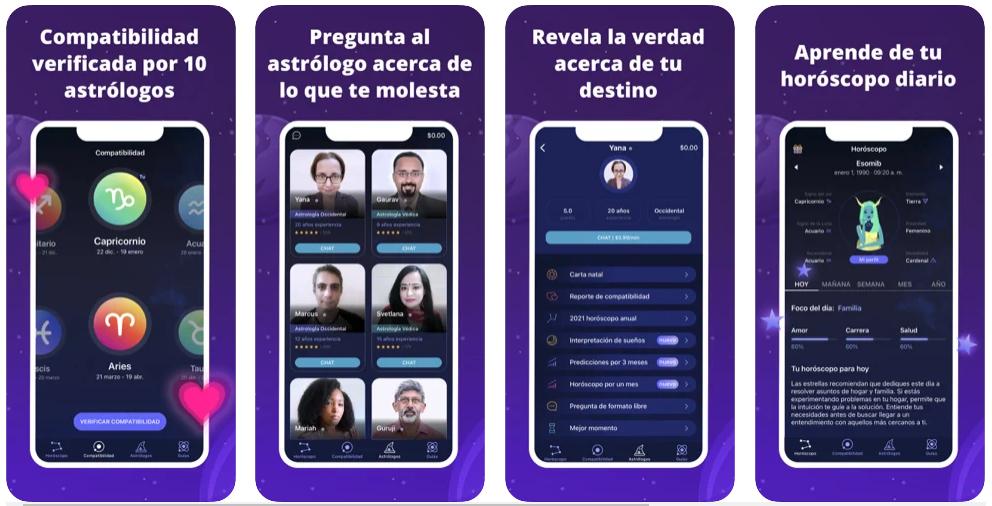 Nebula, una de las apps de astrología más populares, ya está disponible en español