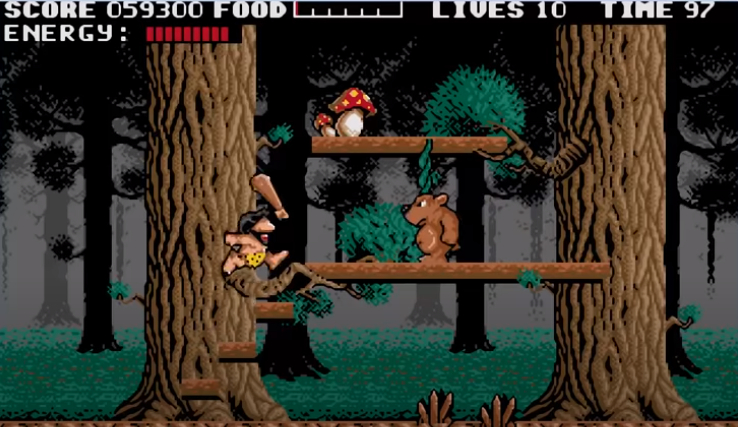 Los mejores videojuegos ambientados en la prehistoria