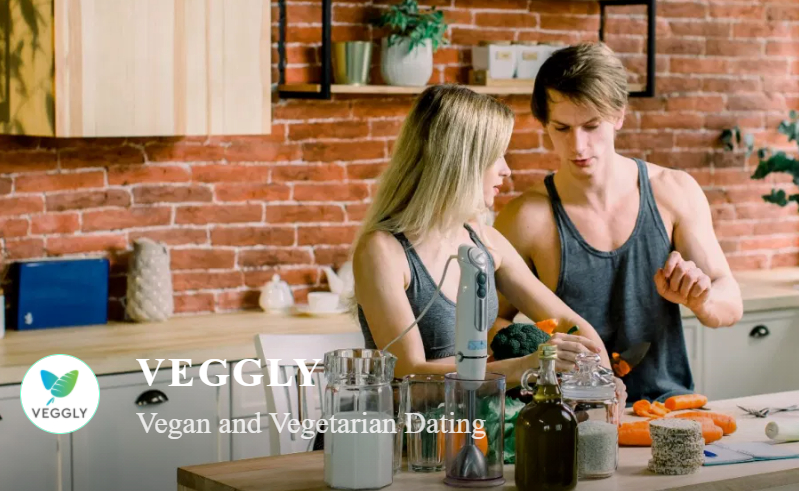 Veggly, la app de citas para veganos y vegetarianos