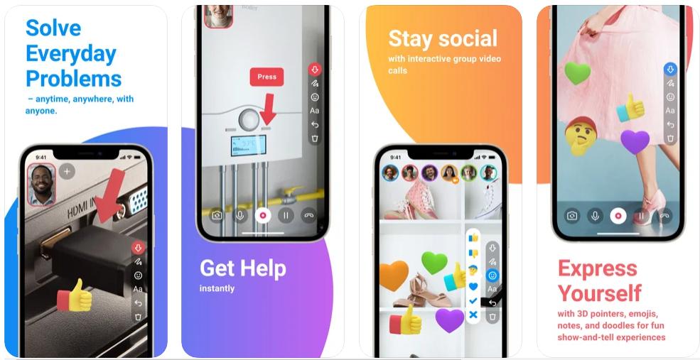 TeamViewer lanza una app de realidad aumentada para el mercado de consumo