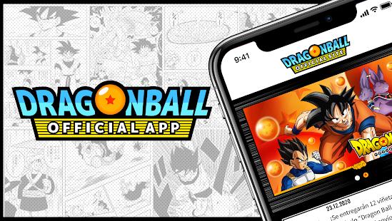 Dragon Ball ya cuenta con app oficial