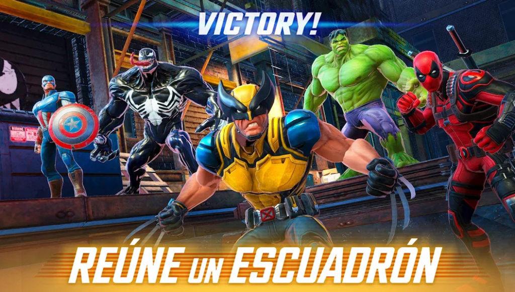 El juego Marvel Strike Force obtuvo más de 250 millones de euros de ingresos en 2020