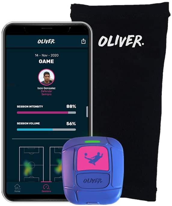 Este dispositivo que se coloca en las espinilleras te permite obtener métricas de tus partidos de fútbol y evitar lesiones