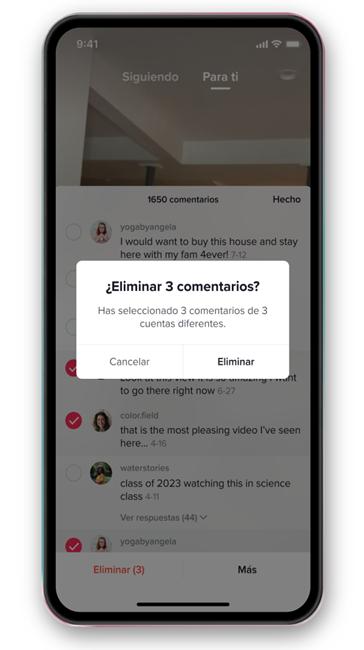 TikTok introduce nuevos mecanismos para combatir el bullying