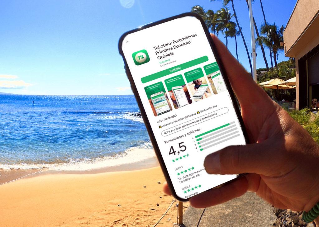 TuLotero lanza su nueva y completa app para Android