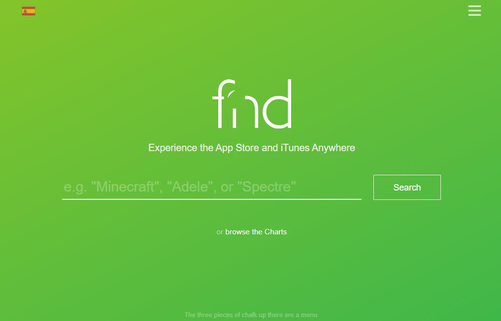 Fnd, una web que te permite buscar la app de iOS que quieras sin entrar en la App Store