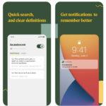 Lockcard te permite aprender vocabulario en inglés a través de notificaciones