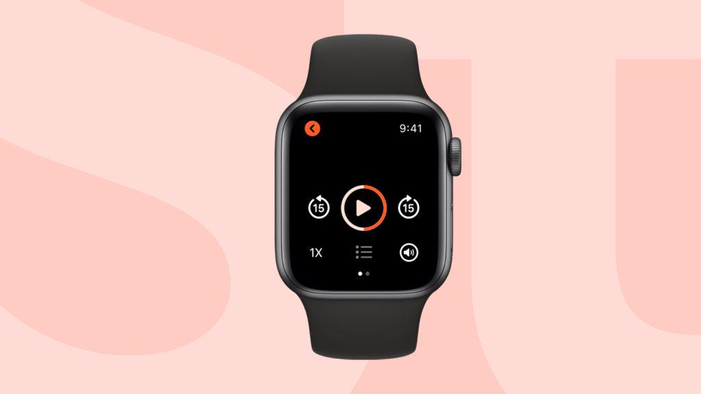 La app de audiolibros Storytel llega al Apple Watch