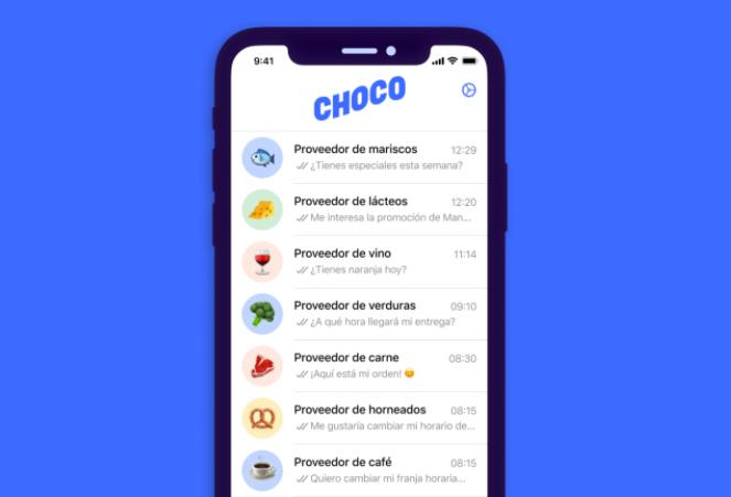 Choco levanta 82,5 millones de euros en una ronda de financiación