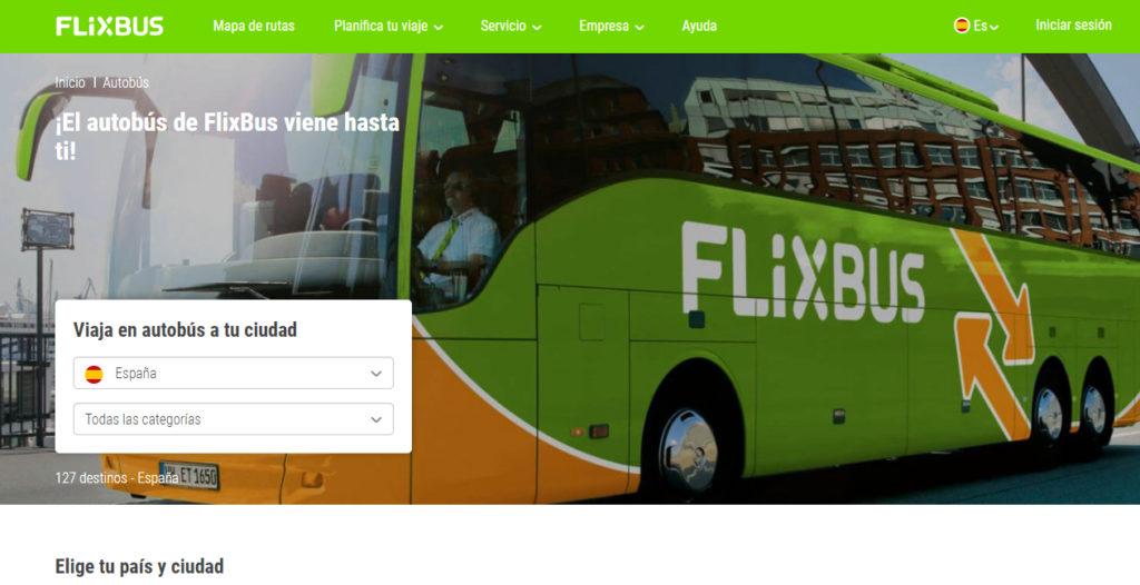 """FlixBus: """"Vamos a añadir la posibilidad de dar propina a los conductores a través de la app cuando el pasajero lo desee"""""""