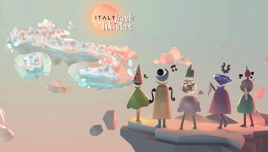 Todas las maravillas de Italia están en ITALY Land of Wonders