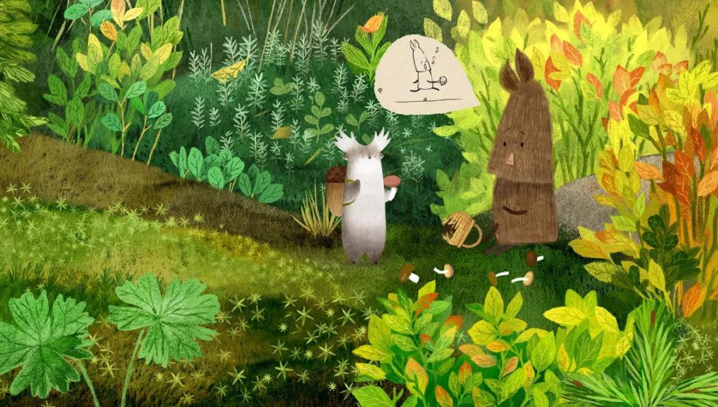 Explora el bosque acompañando a los Tukoni en esta aventura point and click