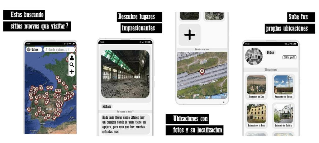 Esta app te permite saber la ubicación de lugares abandonados si te gusta el urbex