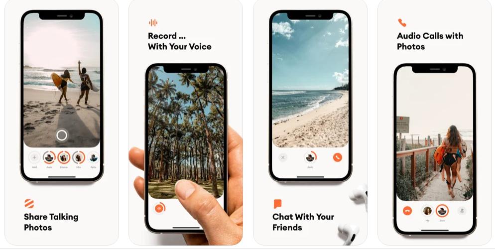 Zebra, la app que te permite poner voz a tus fotos y enriquecerlas