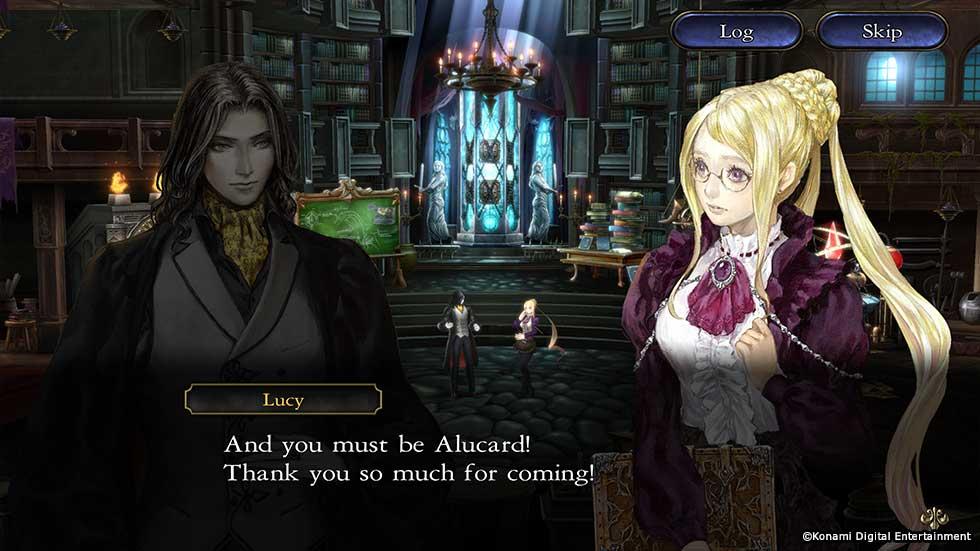 Castlevania: Grimoire of Souls ya está disponible en Apple Arcade