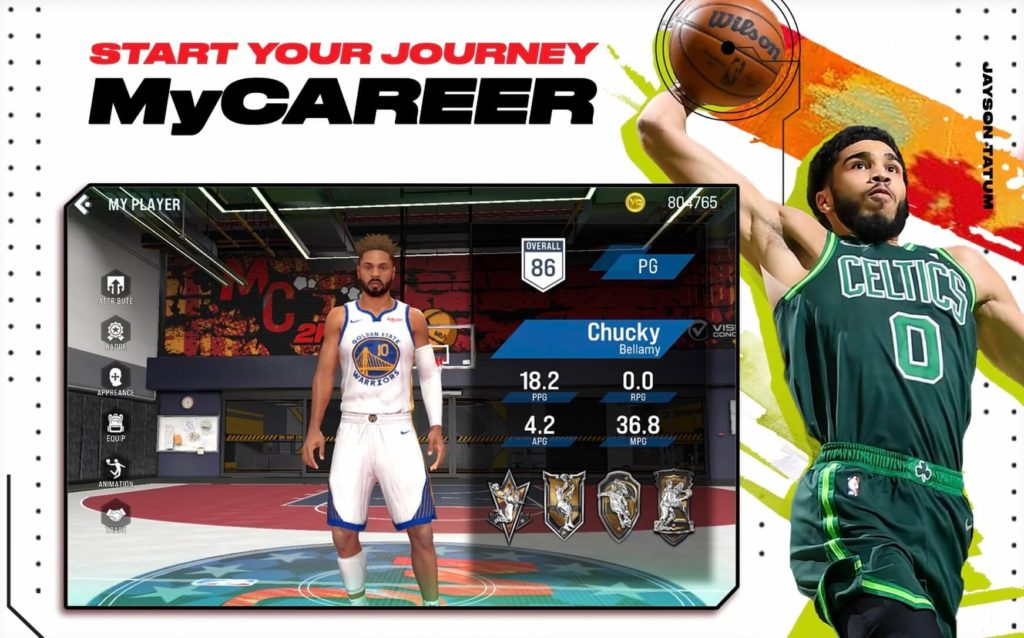 NBA 2K22 Arcade Edition ha llegado a Apple Arcade