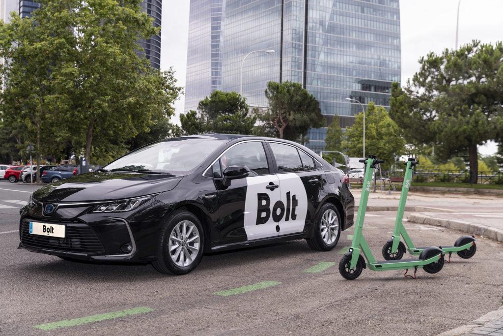 """Bolt: """"Nuestro objetivo es promover una convivencia ordenada de taxis y VTCs"""""""