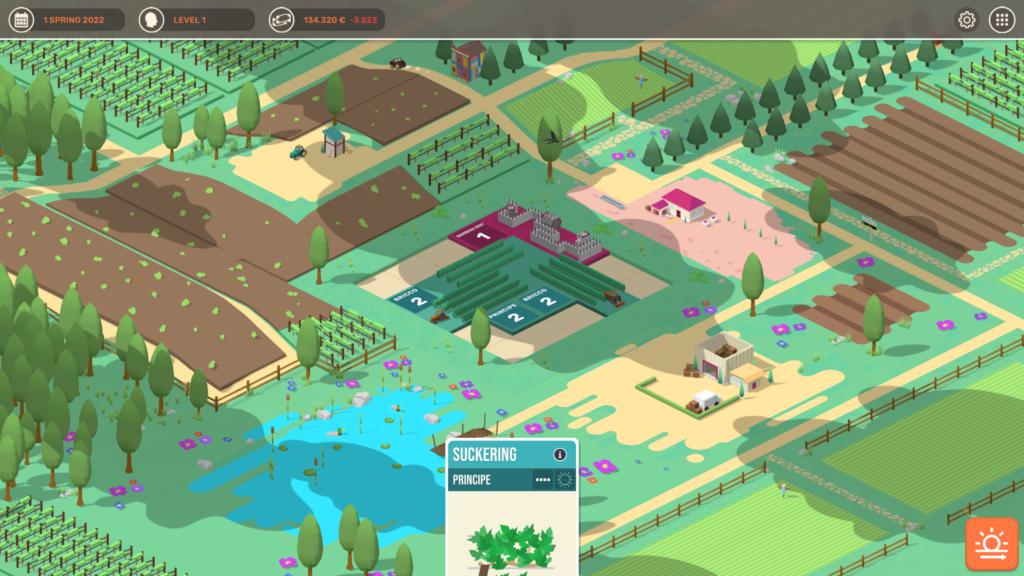 Hundred Days, el juego para convertirte en viticultor, llega a Android e iOS