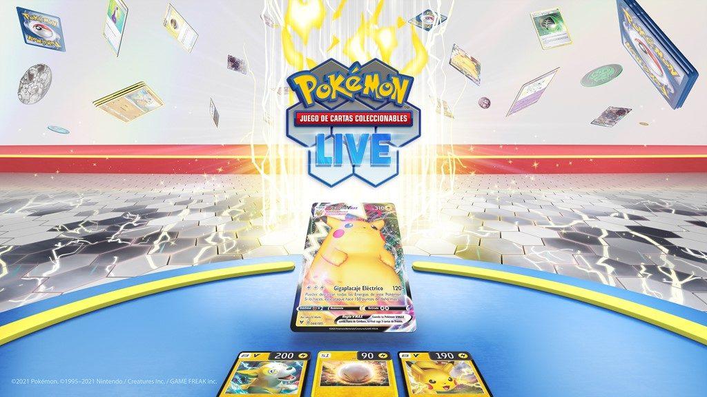 El Juego de Cartas Coleccionables Pokémon aterriza en el mundo móvil a través de JCC Pokémon Live