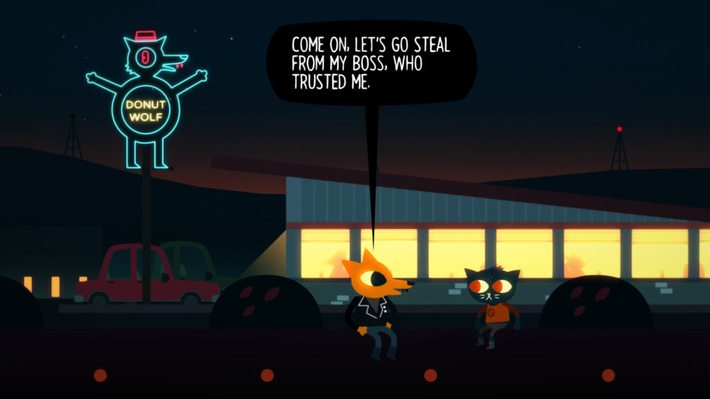 Night in the Woods llega a iOS