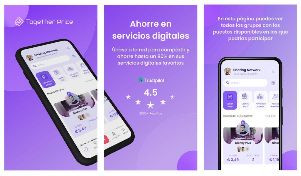 Together Price lanza una aplicación para Android