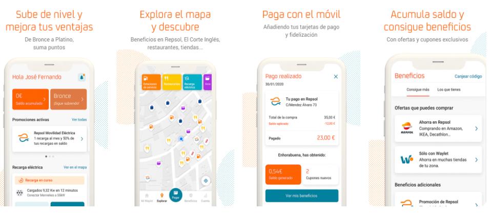 Waylet aterriza en Huawei AppGallery