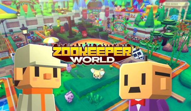 El juego para ser el cuidador del zoo Zookeeper World, ya disponible en Apple Arcade