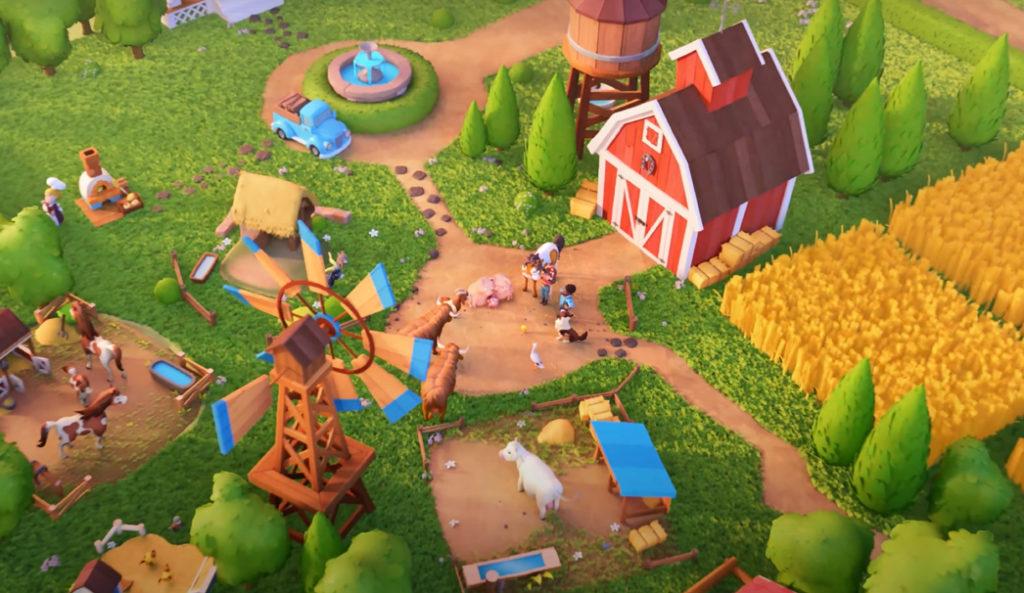 Primeras imágenes de Farmville 3, que verá luz en noviembre